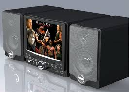 Buy Remote Control 7 Inch LCD Display Mini Home Theater System