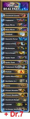 hearthstone deck list mech mage legend with reno paladin mech mage and secrets competitivehs