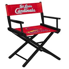 The St. Louis Cardinals Table Height Directors Chair | Home ... Outdoor Fniture Archives Pnic Time Family Of Brands Amazoncom Plao Chair Pads Football Background Soft Seat Cushions Sports Ball Design Tent Baseball Soccer Golf Kids Rocking Brown With Football Luna Intertional Doubleduty Stadium And Podchair Under The Weather Nfl Team Logo Houston Texans Tailgate Camping Folding Quad Fridani Fsb 108 Xxl Padded Sturdy Drinks Holder Sportspod Chairs China Seating Buy Beiens Double Goals Portable Toy Set For Sale Online Brands