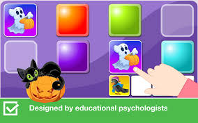 Halloween Themed Books For Toddlers by Halloween Learning Games Lite Android Apps On Google Play