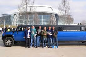 100 Truck Limos Heaven On Wheels ATT Stadium And Cowboys Game Limo Transportation