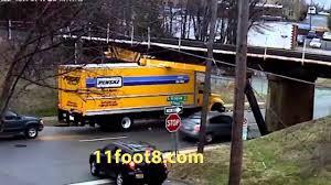 100 Penske Truck Rental Richmond Va Another Rental Truck Gets Stuck Under The 11foot8 Bridge YouTube