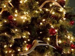 Raz Christmas Trees 2012 by Christmas Tree 2012 Deer Antlers Pinecones Red Bulbs