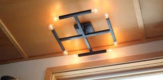 light httpfashionretailnews square flush mount ceiling lighting