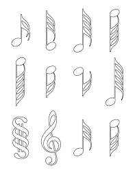 Full Size Of Coloring Pagesmusic Note Pages Music Musical Notes