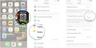 How to share and print Notes on iPhone and iPad