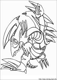 Coloring Page Php Gallery One Yugioh Pages