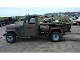 1948 Willys Pickup For Sale | ClassicCars.com | CC-976734 1947 Jeep Willys Truck Stock 1947willystruck For Sale Near New Extreme Wagons And Trucks Page 12 Pirate4x4com 4x4 1941 Pickup Streetside Classics The Nations Trusted 1951 6250 Whitmore Lake Grooshs Garage Project Superior 1948 Off 1950 Rebuild By 50wllystrk Jeep Willysjeep 1954 Jeep Willys 105000 Pclick In 2018 Pinterest Cars 1955 4wd Paint Interior Some Mechanicals Alan St Germain Kaiser Blog