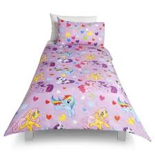 buy my little pony duvet set single from our all my little pony