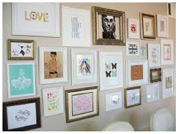 Diy Wallart Ideas 6 Picture Frame Wall Art Jameslloyd