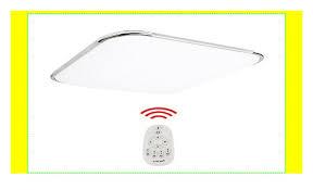 hg 64w led deckenleuchte ip44 badezimmer geeignet leuchte