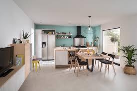 cuisine ouverte sur salle a manger cuisine ouverte comment l aménager idées photos conseils