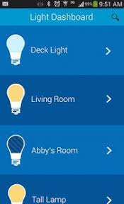 smart bulb android apps on play