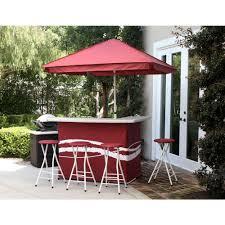 Portable Patio Bar Ideas by Patio Bar Sets Outdoor Bar Furniture The Home Depot