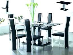 Contemporary Design Cheap Dining Table Modern Tables Glass Room