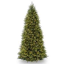 3ft Pre Lit Blossom Christmas Tree by 15ft Pre Lit Dunhill Fir Artificial Christmas Tree Hayes Garden
