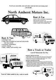 History - North Amherst Motors Truck Rentals Jiffys School Car Rental Rates Windhoek Discount Car Rental Rates And Deals Budget Dump Hartford Ct And Tonka Mighty Diesel Also Trucks Penske Reviews Hiring A 4 Tonne Box In Auckland Cheap From Jb How Far Will Uhauls Base Rate Really Get You Truth Advertising Neat Goodees Amp Trailer Hire Bus Cnr Girls Plus As Well 2008 For Sale Hyundai Hd65 20 Capps Van Washington State With Used F650
