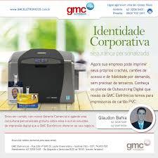 Email Marketing Corporativo Para O Grupo GMC Outsourcing Digital Em Goiania Brasil E Premier Max