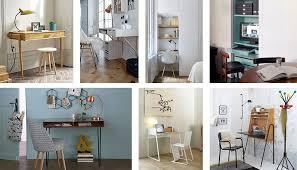 aménager un coin bureau dans le salon 29 idées à piquer une