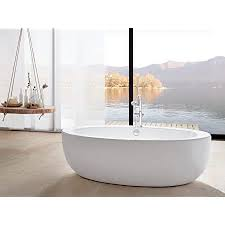 aquasu acryl duobadewanne melodia große badewanne freistehend 186 x 89 cm weiß wanne badewanne bad badezimmer acryl komfort