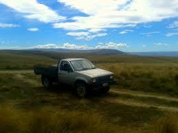 NZ New 1991 Nissan Navara D21 Flat Deck. Goes Hard! Work In Progress ...