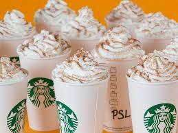 Starbucks Pumpkin Latte 2017 by Starbucks Pumpkin Spice Latte Launch Is Earlier Every Year