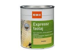 obi faápoló olaj színtelen 0 75 l