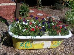Garden Flower Planters Ideas