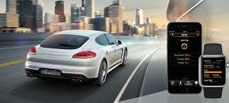 Porsche Car Connect la soluzione di Vodafone Automotive per