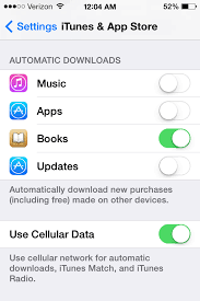iOS 7 How to Set up Automatic App Updates