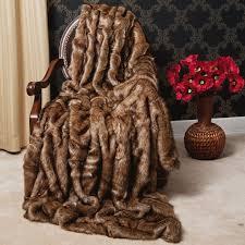 Faux fur bedding king size Bedding