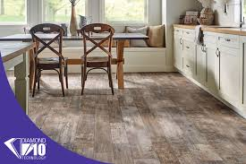 Wood Sheet Vinyl Flooring