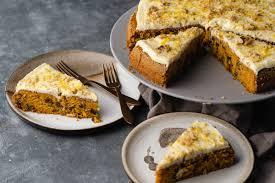 karottenkuchen einfaches rezept ohne haselnüsse