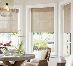 Material For Curtains And Blinds by Best 25 Living Room Blinds Ideas On Pinterest Blinds White