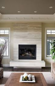 picturesque modern fireplace tile designs home designs