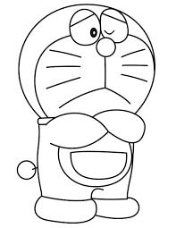 Doraemon Coloring Pages Kids