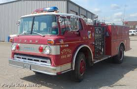 1979 Ford 900 Fire Truck | Item EK9732 | SOLD! September 25 ...