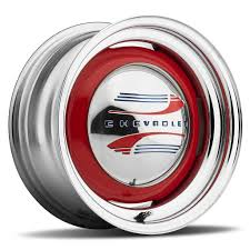 US Wheel Online — Deuce - Chrome Rim/Raw Center (Series 456)