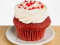 Red Velvet Molly Cupcake