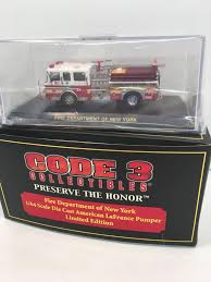 100 Code 3 Fire Trucks Lot CODE Collectible Die Cast Fire TruckFDNY Proxibid Auctions