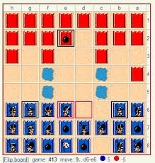 Strategy Is A Variant On The Classic Board Game Stratego It Played Smaller With Less Pieces