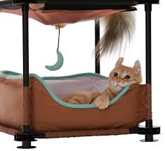 Cat Condo Bed Suitable for Multiple Cats