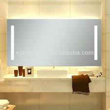 led lighted makeup mirror wall mounted hardwired led light mirror