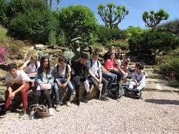 siege maif les élèves de dp3 au siège social de la maif collège rabelais niort