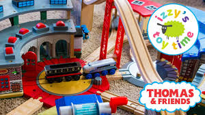 Trackmaster Tidmouth Sheds Playset by Thomas And Friends Thomas Train Tidmouth Engine Shed With Brio