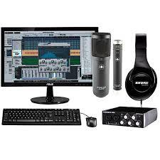 Apple Complete Recording Studio With Mac Mini V4 MD387LL A