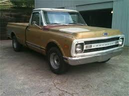 100 1970 Gmc Truck For Sale Chevrolet C10 For Sale In Cadillac MI ClassicCarsBaycom
