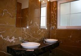 badezimmer marron emparador gold as natursteinwerk