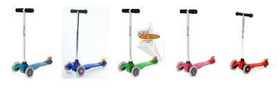 Mini Kick Scooters For Preschoolers 5999 Plus The Maxi