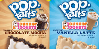 Dunkin Donuts Pumpkin Spice Syrup For Sale by I Tried The New Dunkin Donuts Pop Tarts For The First Time